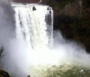 Snoqualmie Falls - Washington State